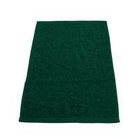 Forest Green Ultraweight Colored Fitness Towel Thumb