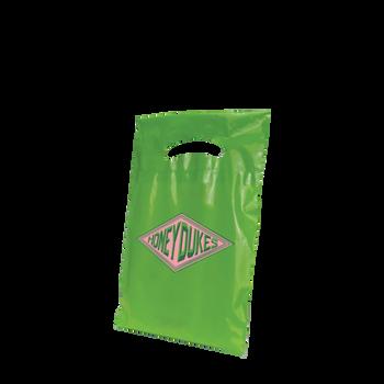 Extra Small Eco-friendly Die Cut Plastic bag