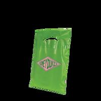 Extra Small Eco-friendly Die Cut Plastic bag Thumb
