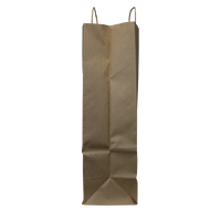 Tall Kraft Paper Shopper Bag Thumb