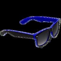 Black/Royal Blue Daytona Sunglasses Thumb