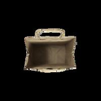 Extra Small Kraft Paper Shopper Bag Thumb