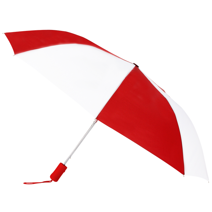 Red/White Atlas Umbrella