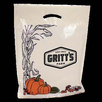 halloween bags,  plastic bags,