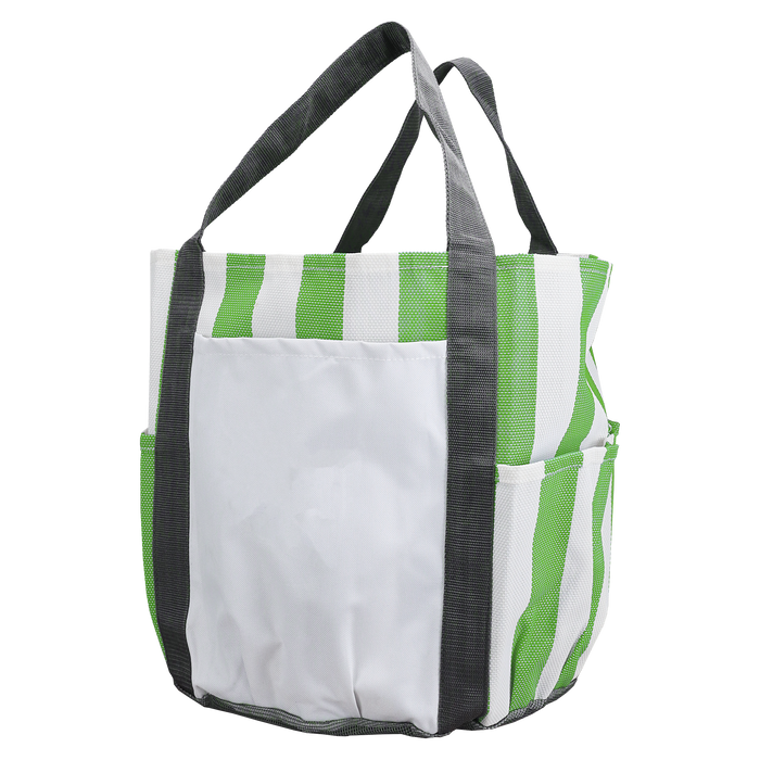 Lime Green Archipelago Beach Bag