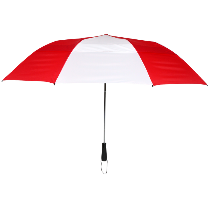 Red/White Mercury Umbrella