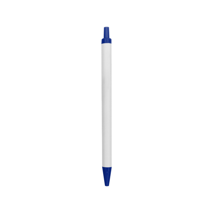 Reflex Blue with Black Ink Value Line Pen