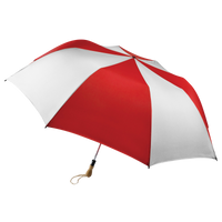Red/White Leo Umbrella Thumb