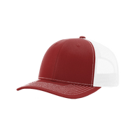 Cardinal/White Richardson Trucker Snapback Hat Thumb