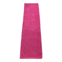 Fuchsia Endurance Color Fitness Towel Thumb