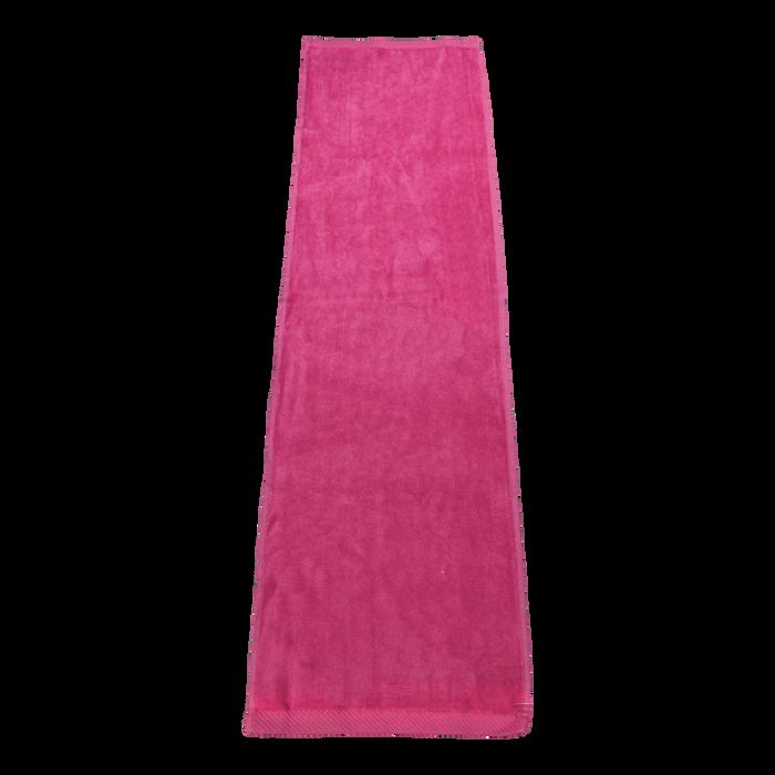 Fuchsia Endurance Color Fitness Towel