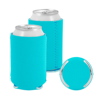 Tropical Premium Collapsible Neoprene Koozie Thumb