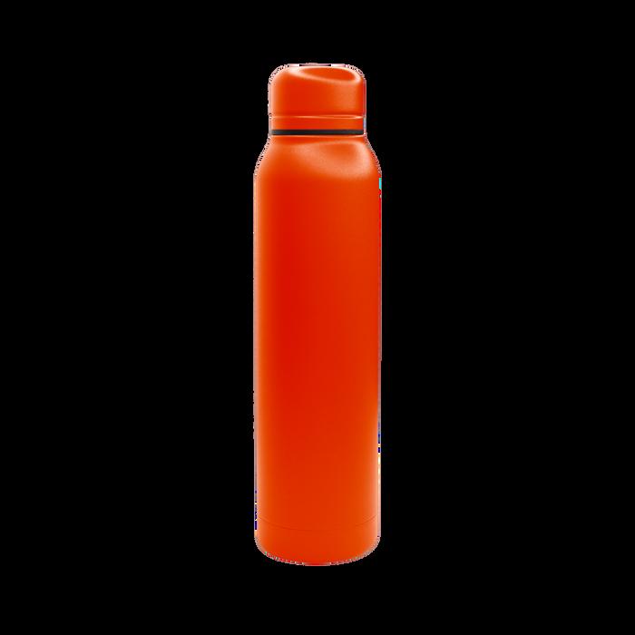 Matte Orange Vacuum Insulated Thermos