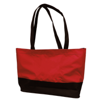 Red Promenade Beach Bag Thumb