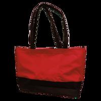 Red Promenade Beach Bag Thumb