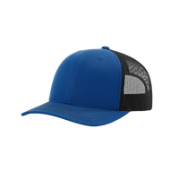 Royal/Black Richardson Trucker Snapback Hat Thumb