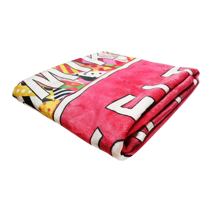 Extra Large Heavyweight Full Color Beach Towel