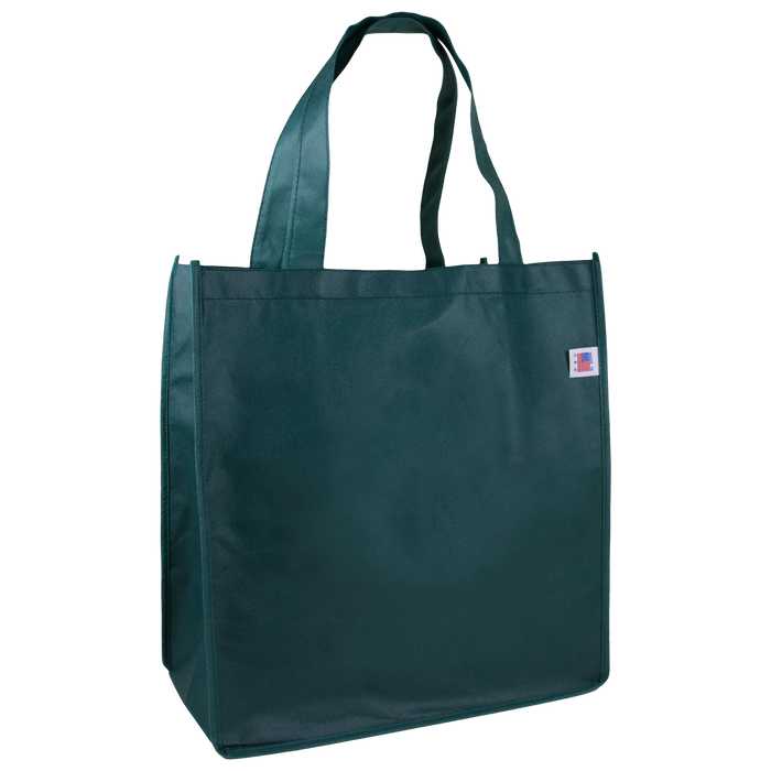 Hunter Green Freedom Tote