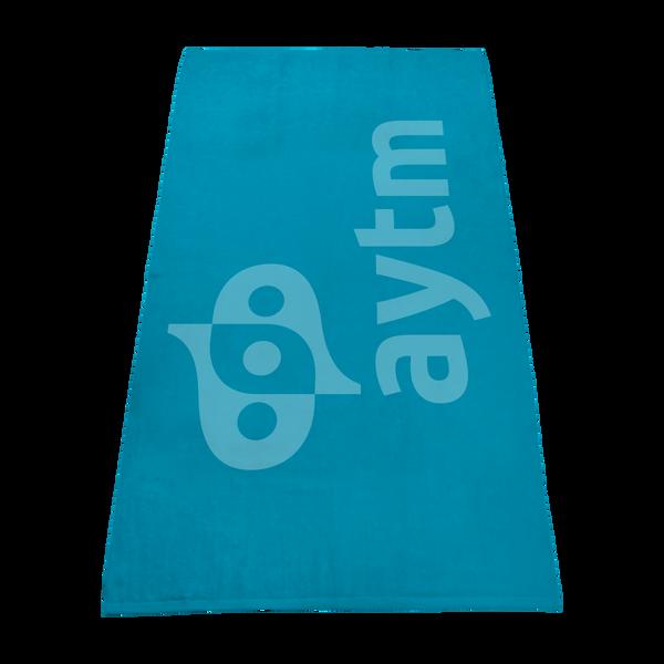 color beach towels,  imprinted beach towels,