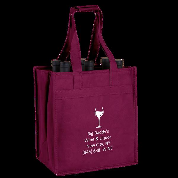wine totes,