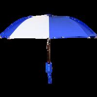 Royal/White Polaris Umbrella Thumb