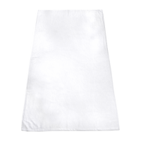 White Catalina White Beach Towel Thumb
