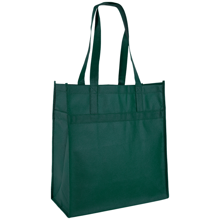 Hunter Green Little Tex Grocery Bag