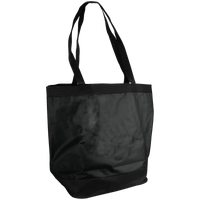 Black Clipper Fashion Tote Bag Thumb