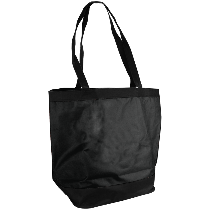Black Clipper Fashion Tote Bag