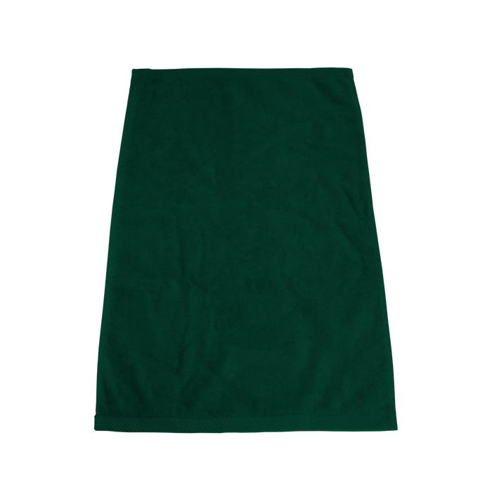 Forest Green Ultraweight Colored Fitness Towel