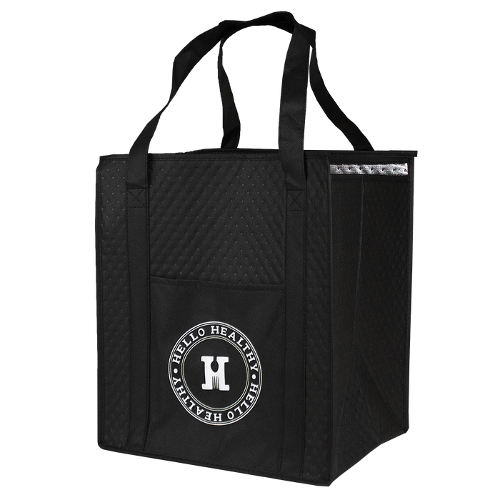 Insulated Tote with Pocket