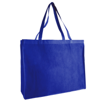 Royal Blue Convention Tote Plus Thumb