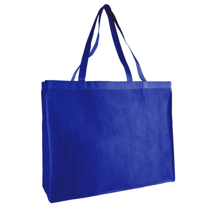 Royal Blue Convention Tote Plus