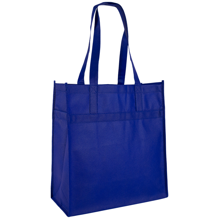 Royal Blue Little Tex Grocery Bag