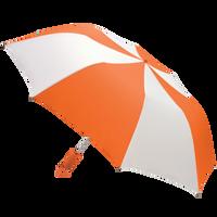 Orange/White Classic Umbrella Thumb