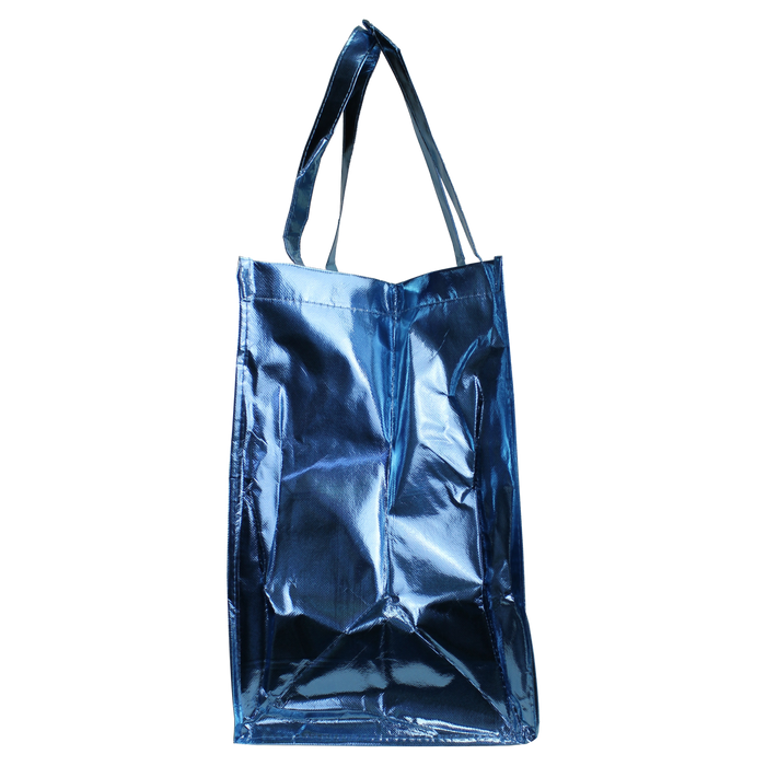 Metallic Big Storm Grocery Bag