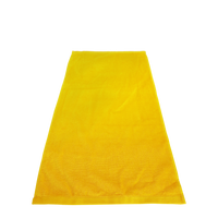 Lemon Flex Color Fitness Towel Thumb