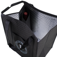 Insulated Cooler Tote with Pocket Thumb