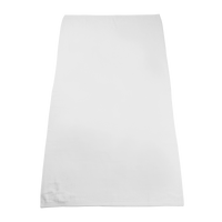 White Classic White Beach Towel Thumb