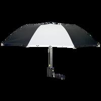 Black/White Budget Umbrella Thumb