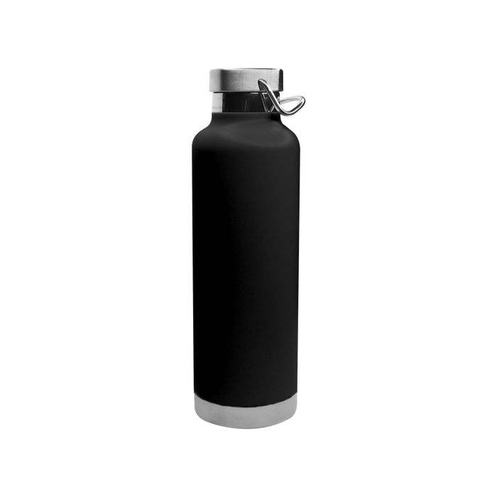 Matte Black Vacuum Insulated Canteen