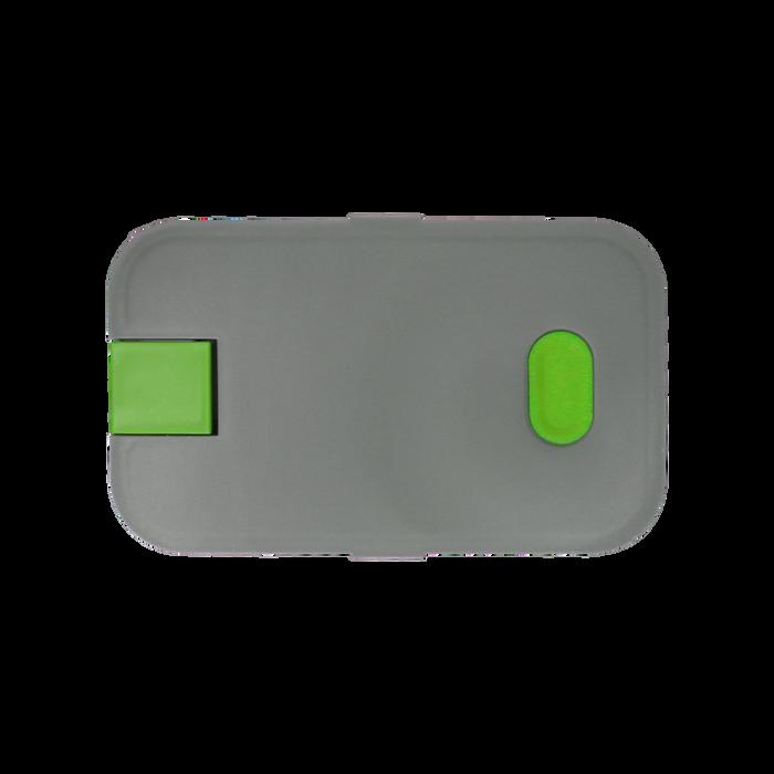 Lime Green Multifunction Bento Box