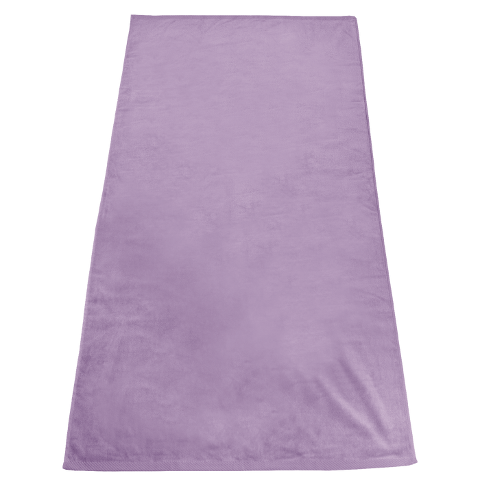 Lilac Gypsea Color Beach Towel