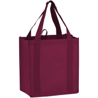 Burgundy Little Storm Grocery Bag Thumb
