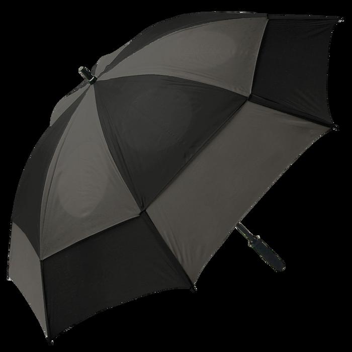 Black/Gray Gemini Umbrella