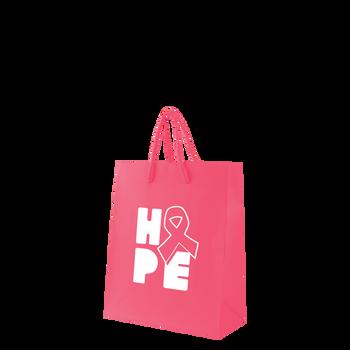 Small Matte Shopper Bag