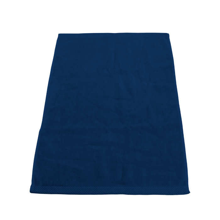 Navy Ultraweight Colored Fitness Towel