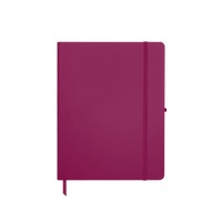 Pink Medium Soft Faux Leather Journal Thumb