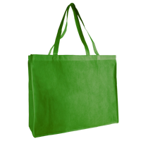 Lime Green Convention Tote Plus Thumb