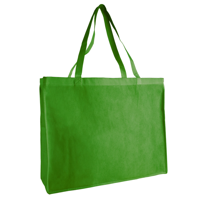 Lime Green Convention Tote Plus